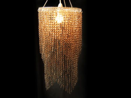 low priced 0261b c5393 The Fairy Light Shop | Lighting | Lampshade chandelier ...