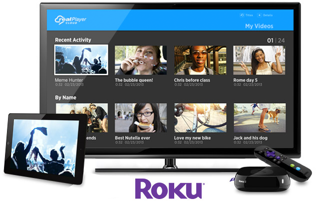 Use Roku Apps to Stream Movies from Cloud to Roku Most