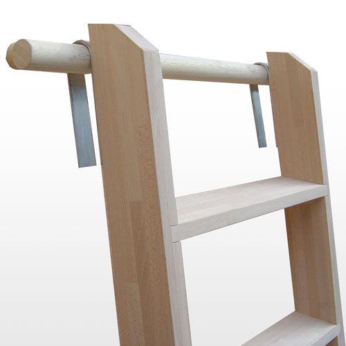 Scala per libreria ikea le tavole in legno lamellare for Scalette ikea