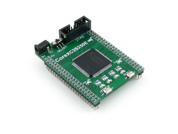 XILINX FPGA Development Core Board Xilinx Spartan-3E