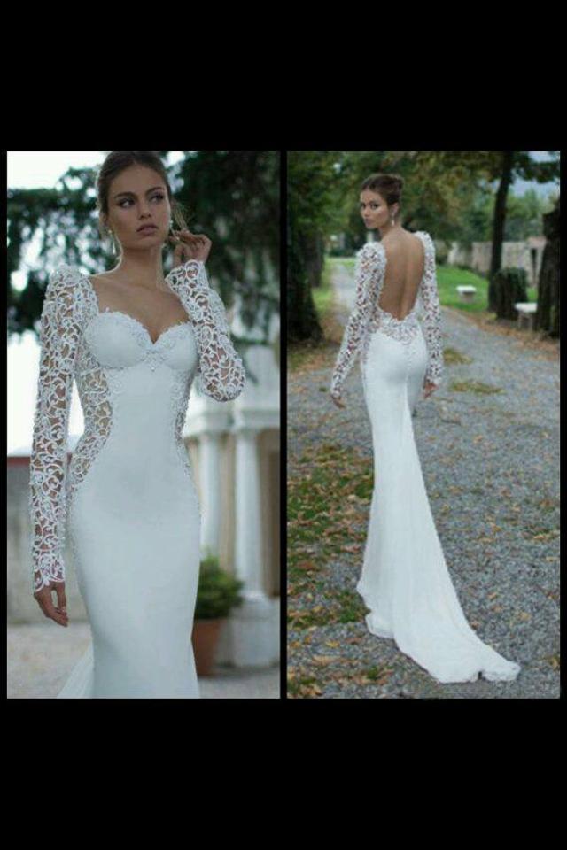 Pin by Karine Blanchet on Idee mariage | Pinterest | Wedding dress ...