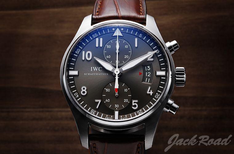 IWC Pilots Watch Spitfire Chronograph  / Ref.IW387802