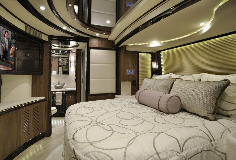 Image Result For Inside Luxury Motorhomes