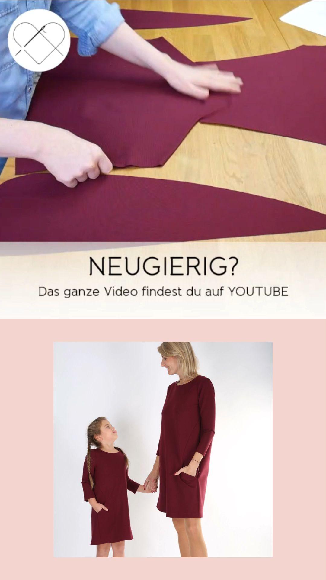 Photo of Einfaches Kleid nähen (Frauen)
