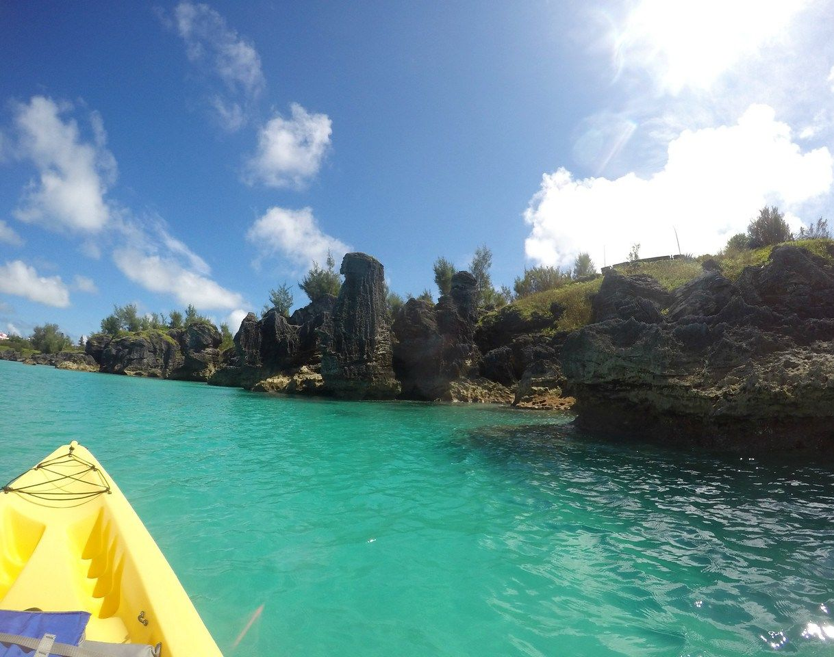 A Luxurious Stay At Grotto Bay Beach Resort In Bermuda