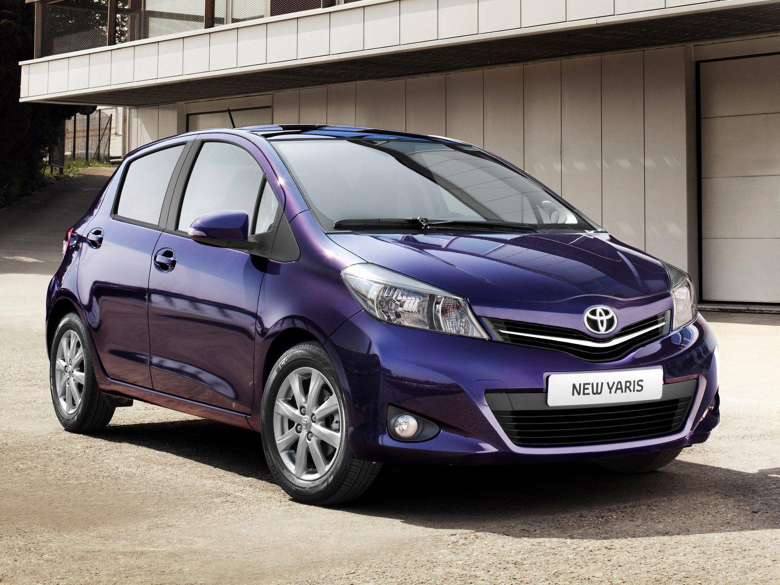 Toyota yaris hatchback se 5 dr