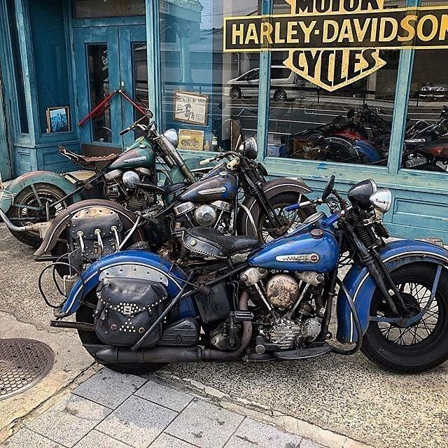 School Of Cool  Hold Fast Motorcycles