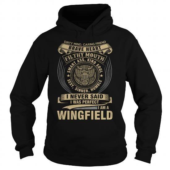 WINGFIELD - #mens shirt #football shirt. WINGFIELD, tshirt serigraphy,sweatshirt makeover. ORDER NOW =>...