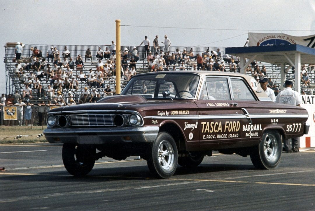 Tasca Ford Parts >> Even after setting records at the Connecticut Dragway NHRA ...