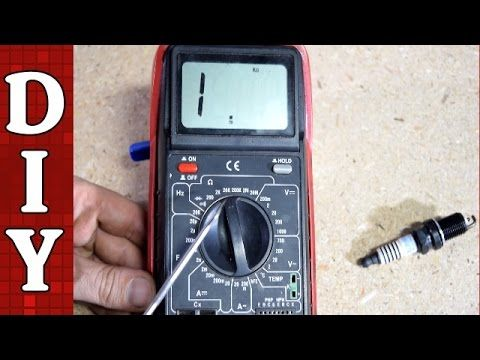 How to Test Spark Plugs Using a Basic Multimeter | Tools of the