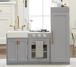 All-in-1 Retro Kitchen | Kitchen sets for kids, Kids play ...