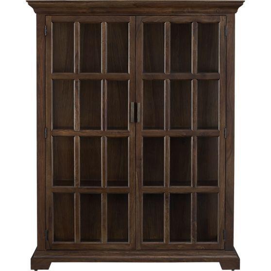 Barnstone Cabinet | Crates, Barrels and Storage cabinets