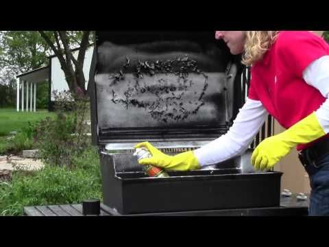 Know How To Clean The Inside Of A Gas Grill
