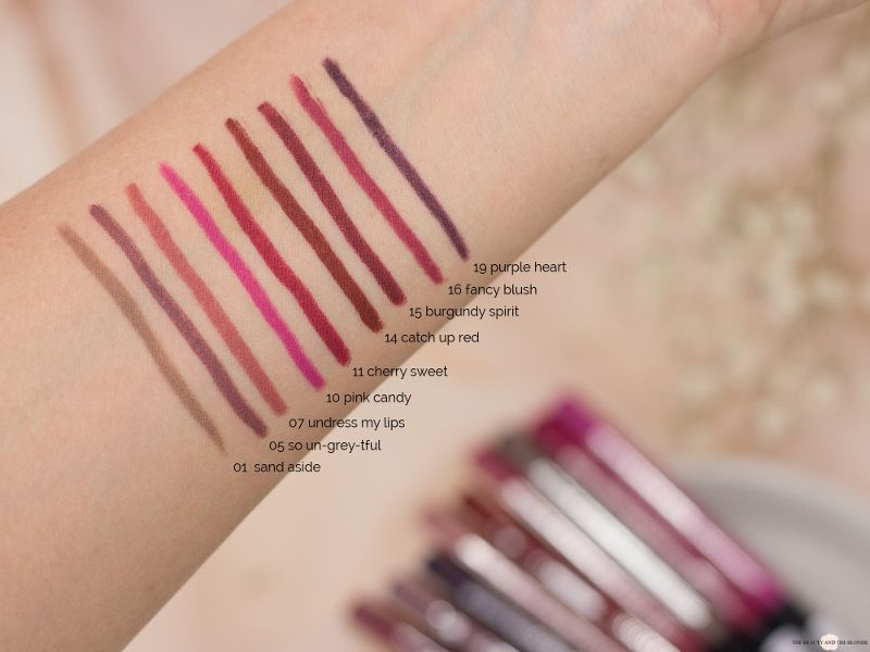 My Only 1 Lipstick Palette by essence #10