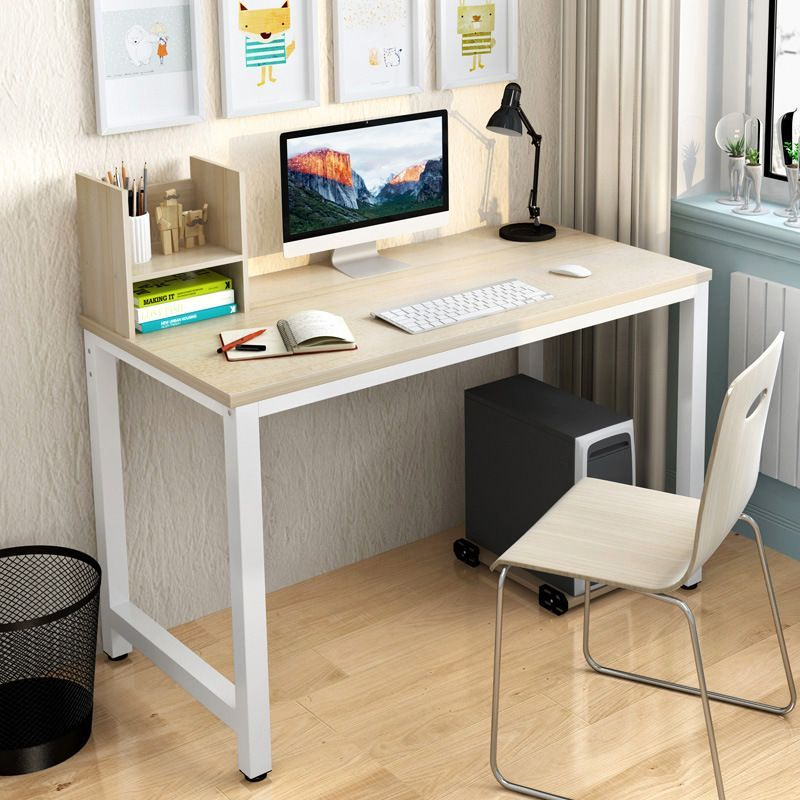 Simple Modern Office Desk Portable Computer Desk Home Office Furniture Study Writing Table Desktop Lapto Computer Desks For Home Modern Office Desk Office Desk