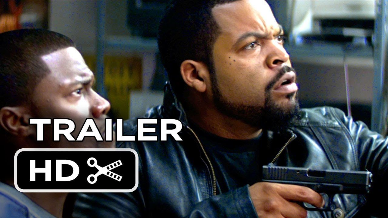 Ride Along Official Trailer 1 2014 Kevin Hart Ice Cube Movie