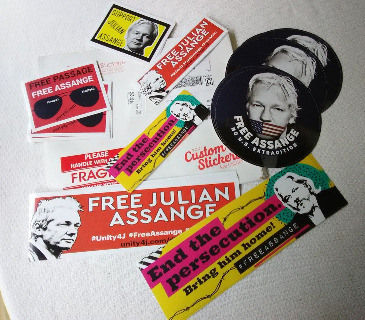 Turn your graphics downloads into waterproof vinyl stickers no minimum order ships to us only