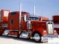 Kenworth Truck Custom Shell Super Rigs Show Joplin Mo 2012