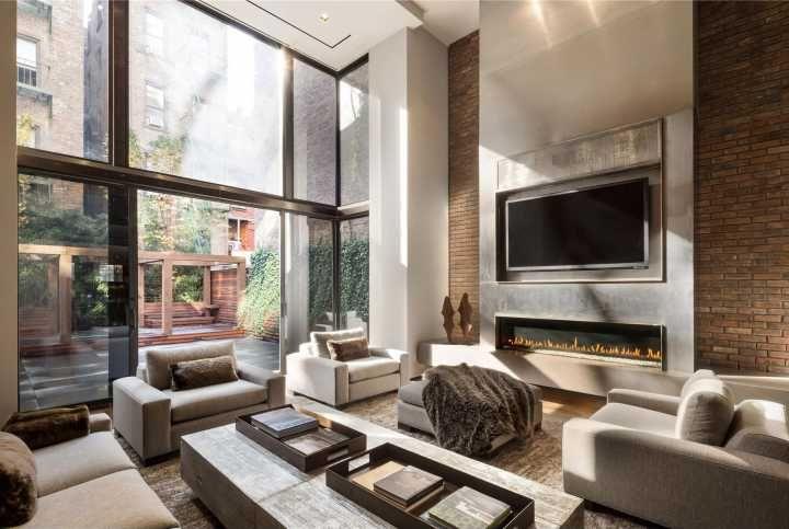 Photo of 80 Washington Place, Greenwich Village di William Rainero – CAANdesign | Archite …