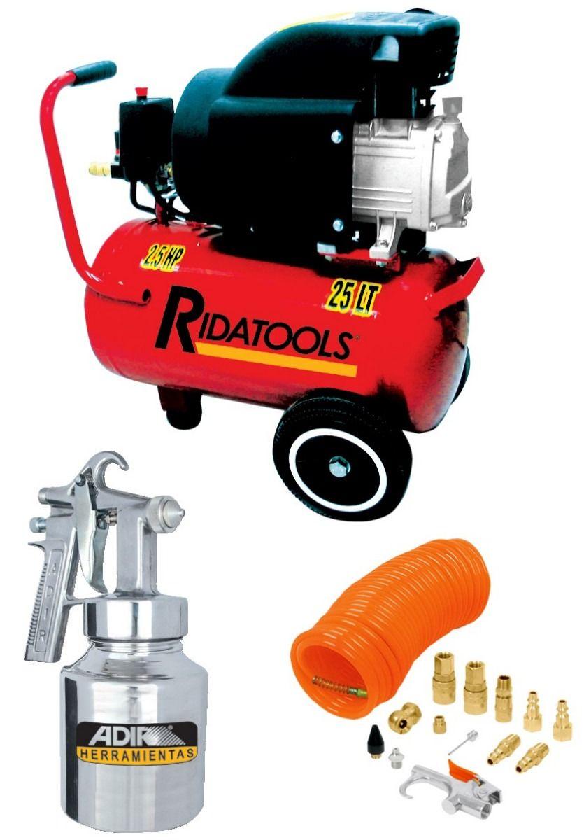 compresor de aire para pintar. equipo y accesorios para pintar en deherramientas http://www.deherramientas.com compresor de aire t