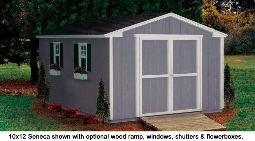 Seneca Building A Shed Shed Storage Shed Plans
