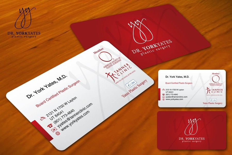 Dr york yates plastic surgery business card by gledex cerrahi dr york yates plastic surgery business card by gledex colourmoves