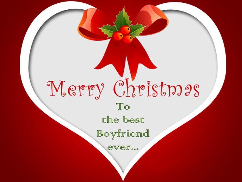 50+ Christmas Wishes For Boyfriend - Romantic Messages ...