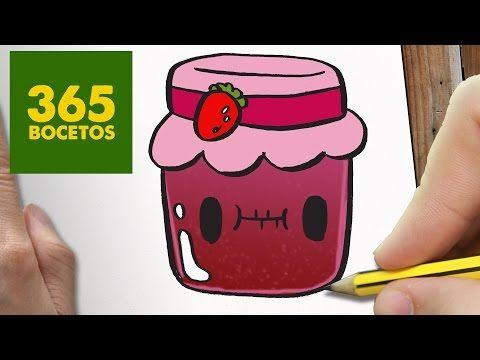 Como Dibujar Mermelada Dulce Dibujos Kawaii Faciles Dibujos Kawaii Dibujos Kawaii 365