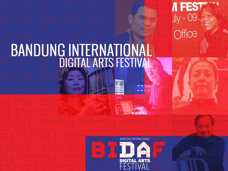 About Bidaf2014 Festival Seni