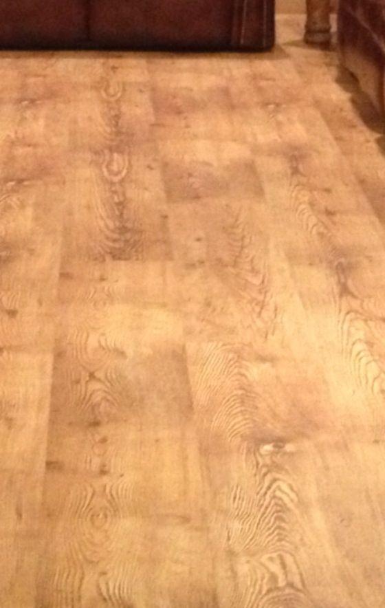 Shaw Rustic Pine Laminate Flooring