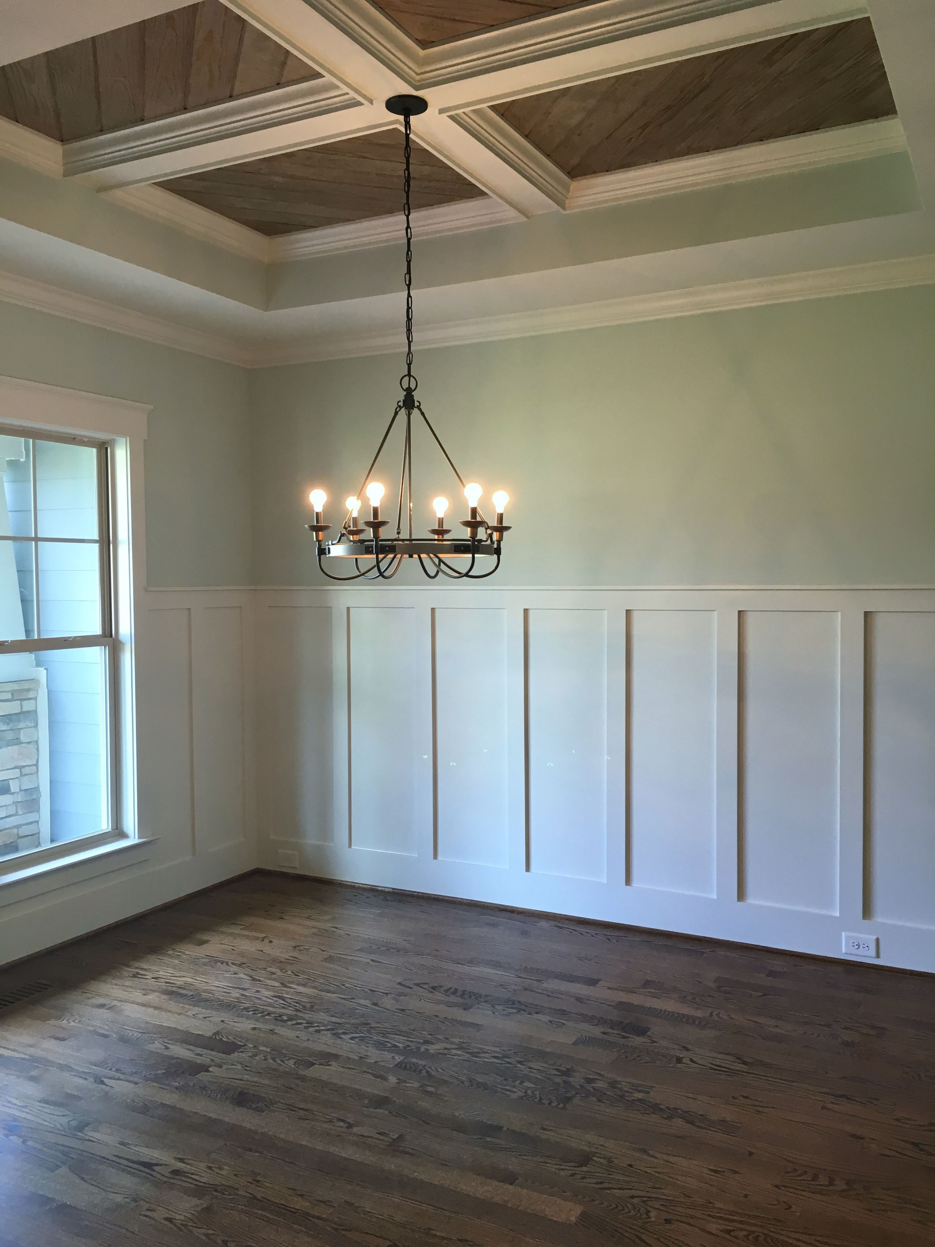 9 Wonderful Diy Ideas: Wainscoting Dining Room Colour tall ...