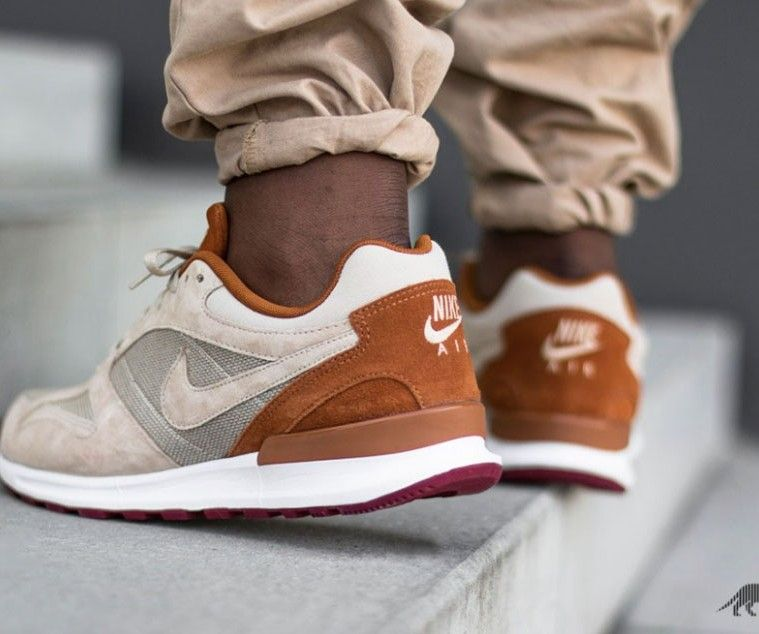 separation shoes 5584b a4ef6 Nike Air Pegasus New Racer - Beige   Bronze - White
