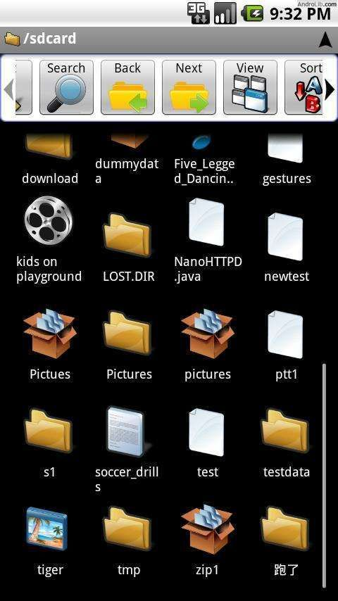 Astro File Manager Pro Free Download For Android   Places to
