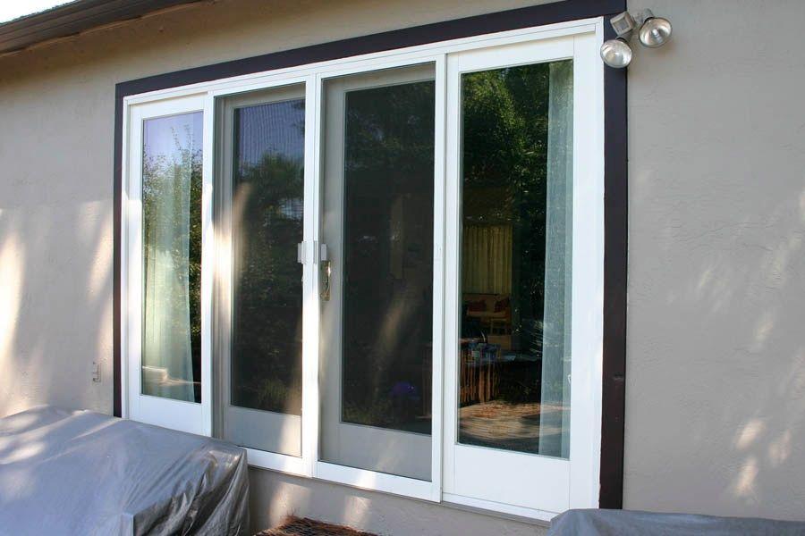 Image Result For Milgard Sliding Glass Doors With Screen Sliding