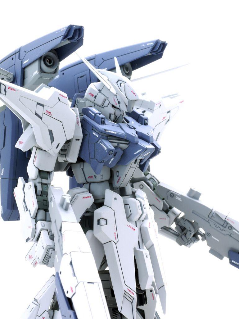 2adae0a530a57 Custom Build  HGBF 1 144 A-Z Gundam - Gundam Kits Collection News and  Reviews