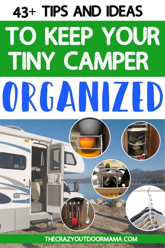 Photo of 61+ Best RV Organization Accessories and Products of 2019 2019 – The Crazy Outdoor Mama