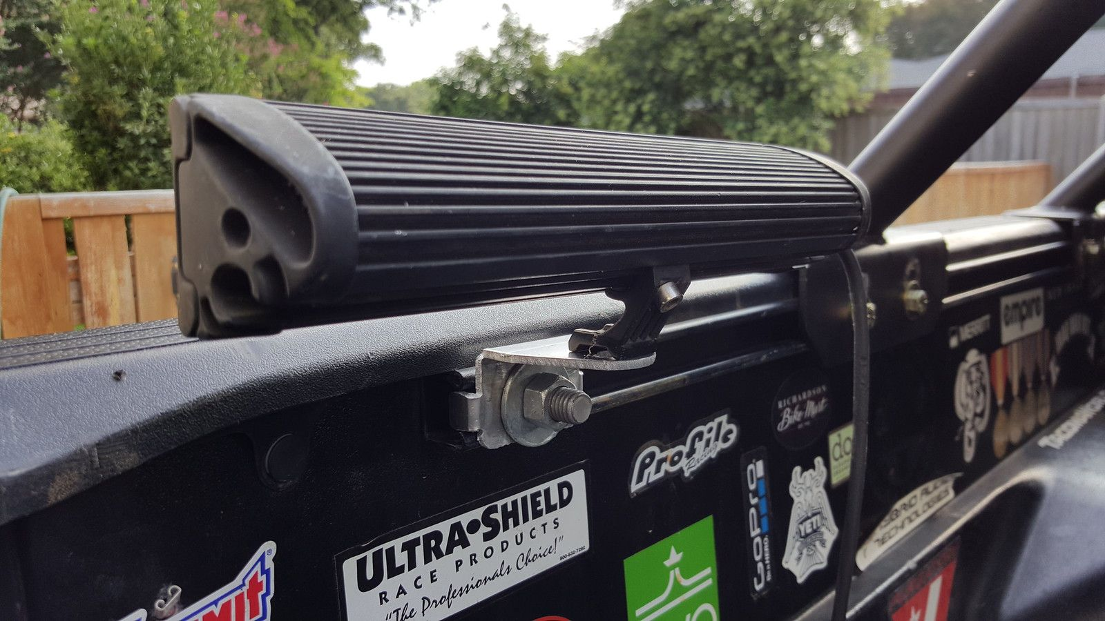Bed Rail Mounts 30 shipped to your door!! Truck bed