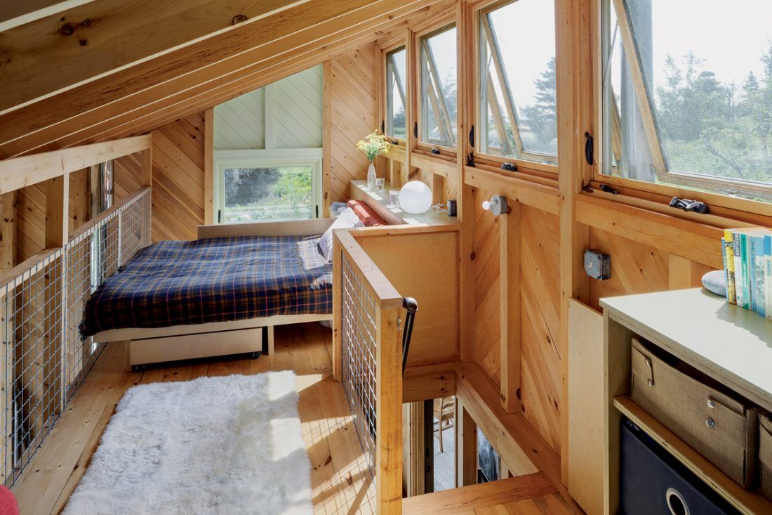 6 Maine Tiny Homes With Lots Of Character In 2020 Tiny House Cabin Tiny House Living Tiny House Inspiration