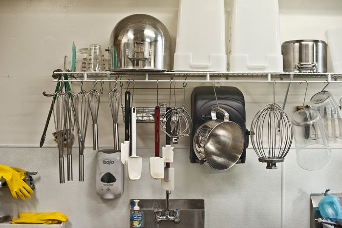 How To Organize My Commercial Kitchen