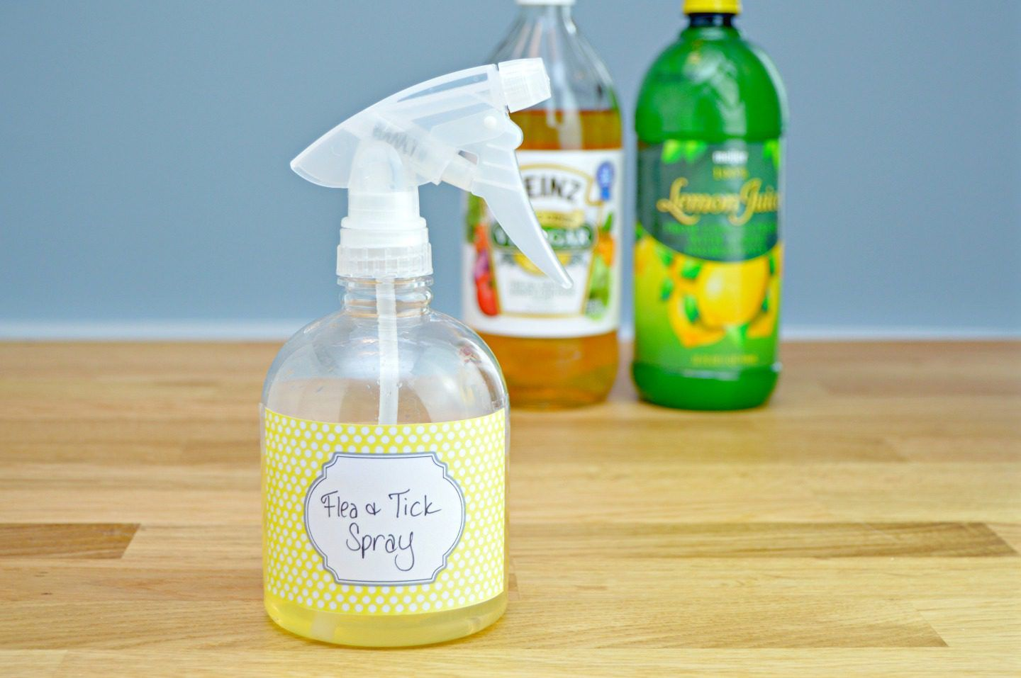 This Tutorial On How To Make A Homemade Flea And Tick Repellent Is So Simple And Will Leave You Flea And Tick Spray Flea Spray For Cats Homemade Tick Repellent