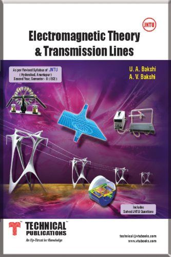 Electromagnetic Waves And Transmission Lines By Bakshi Ebook Download