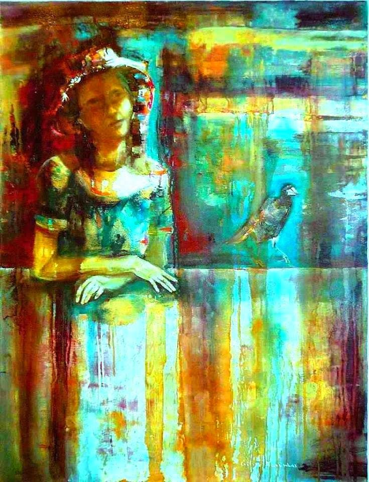 Artodyssey: Gina Marrinhas