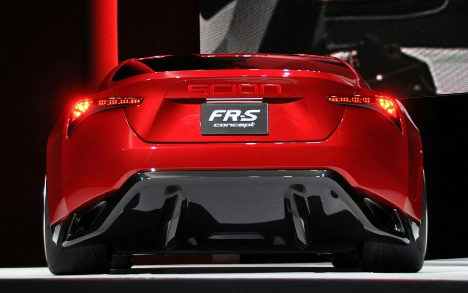 Pin on Scion FRS 2016