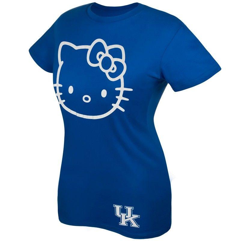 UK Hello Kitty Shirt, my favorite game day shirt to wear ...
