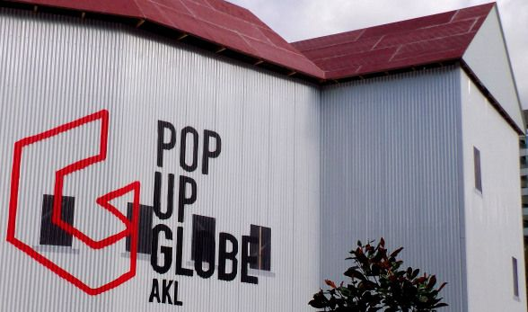 Pop-Up Globe, Auckland, New Zealand - Shakespeare