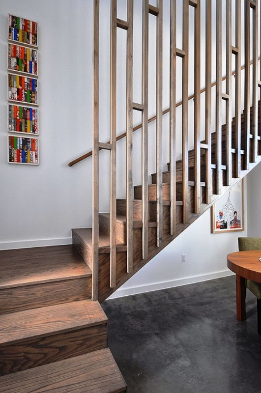 Best Simple But Effective Railing Stair Railing Design 400 x 300