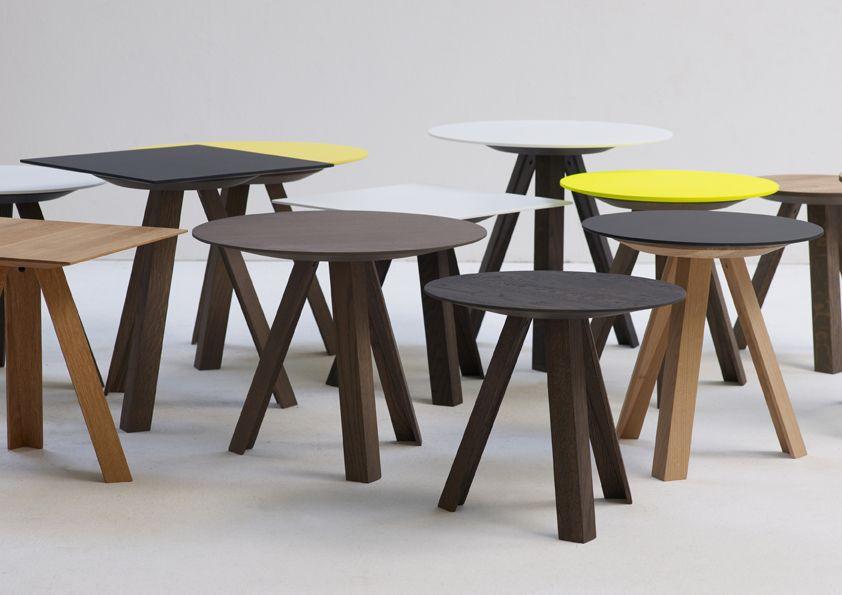 10x Ronde Salontafel : Producten :: tre coffeetables pinterest producten