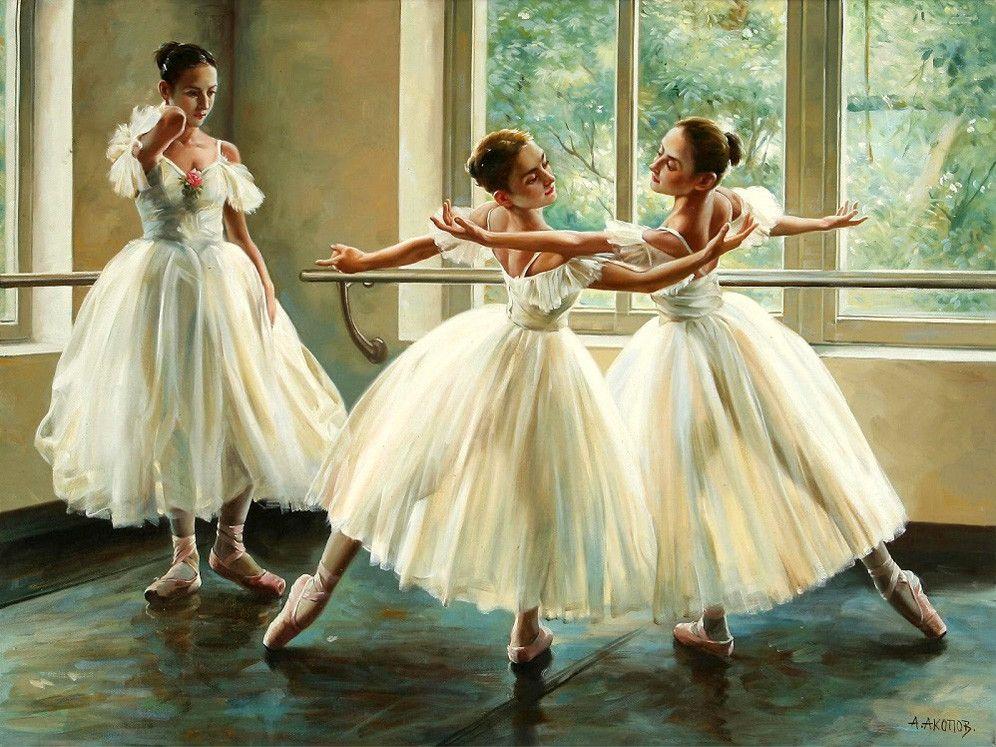 картинки с балетной тематикой