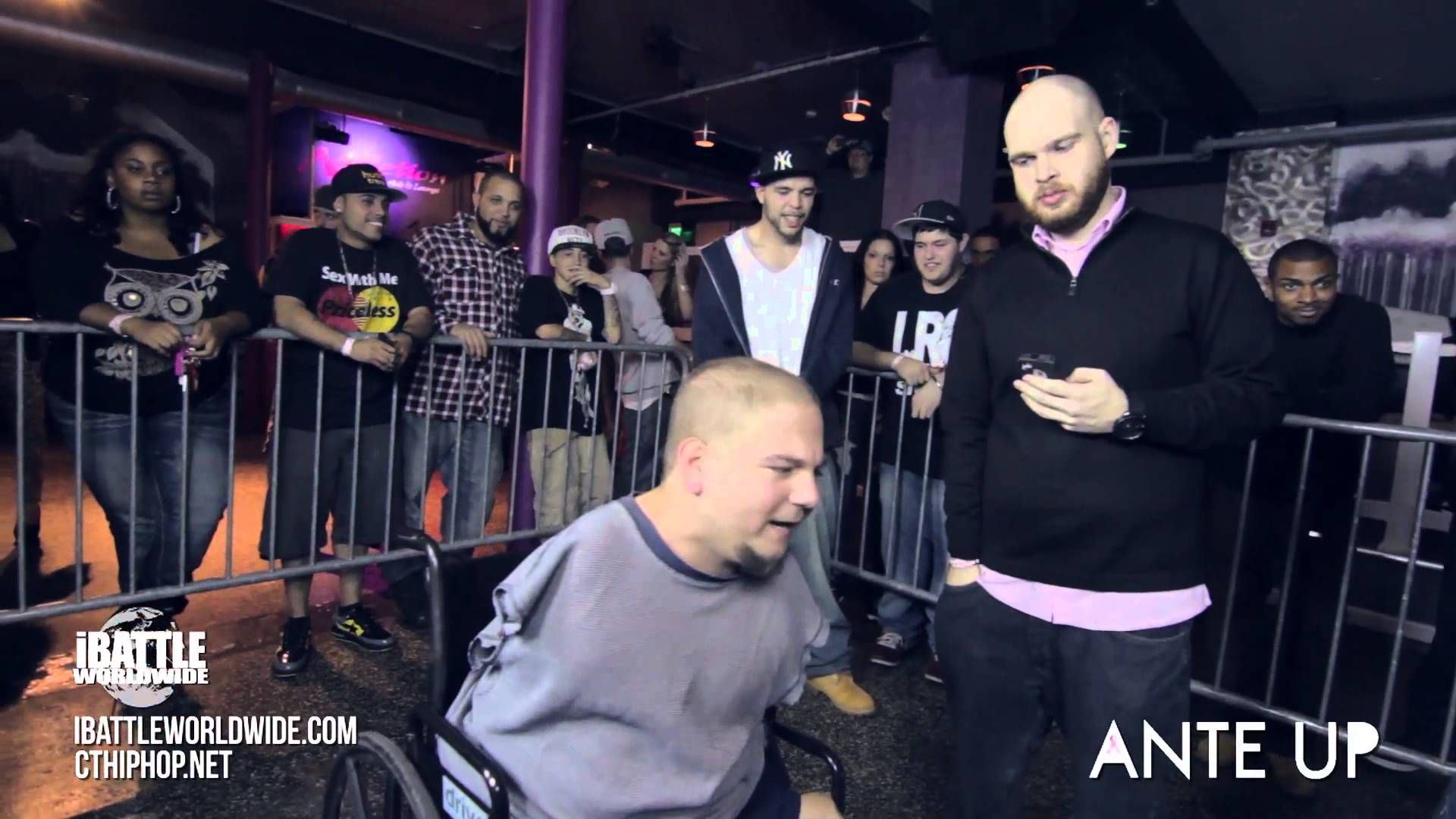 iBattle Worldwide Presents Dia vs 3skhiphop New music