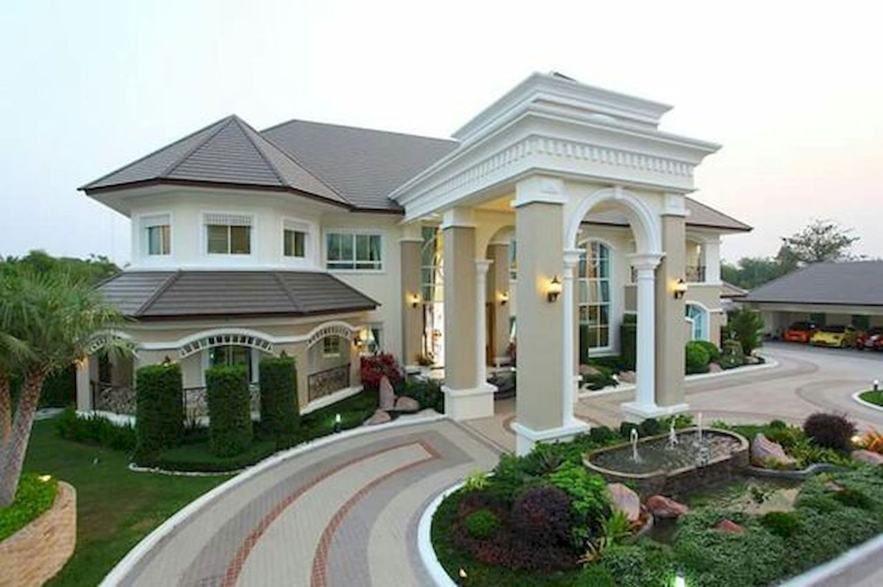 60 Most Popular Modern Dream House Exterior Design Ideas 35 Dream House Exterior House Designs Exterior Modern House Exterior